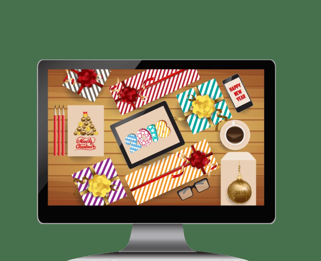computer gift