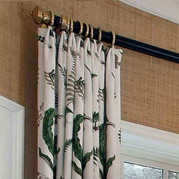 drapery measuring guide with