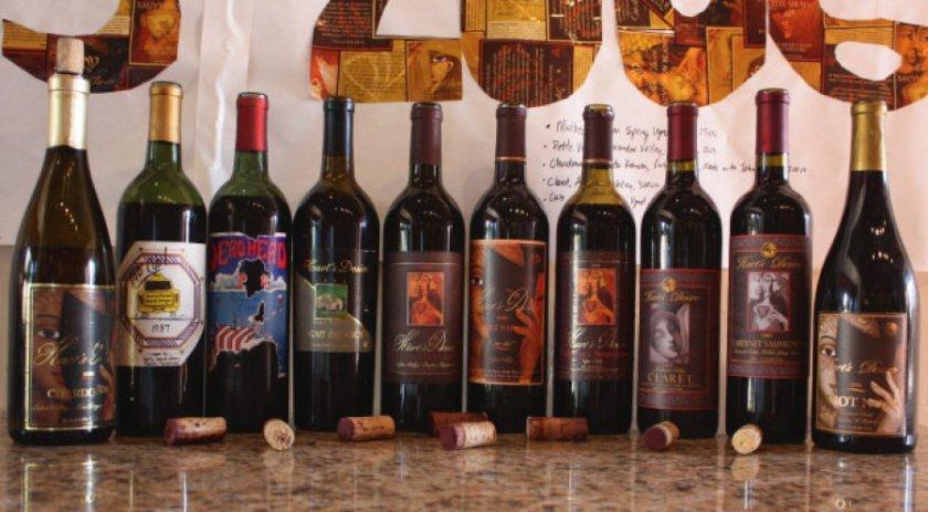Hart's Desires Wine