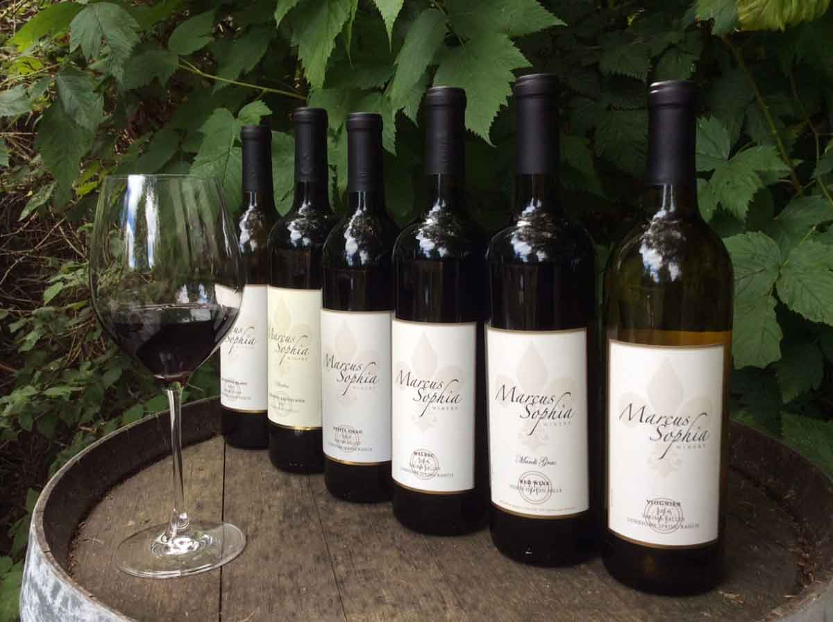 Marcus Sophia Winery