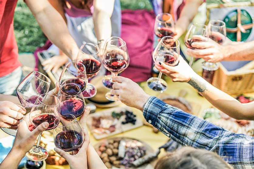 Picnic friendly Wineries in Napa