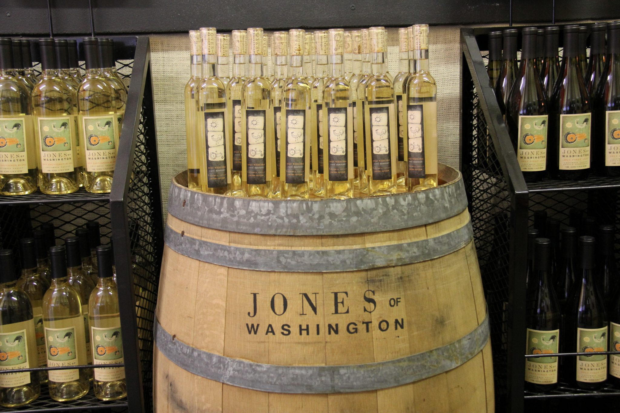 Jones of Washington