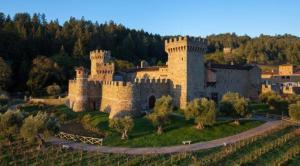 Castle Dinner: Napa Valley Wine Train Special