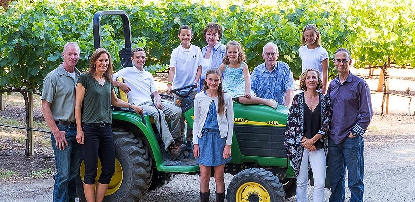Boeschen Vineyards Family
