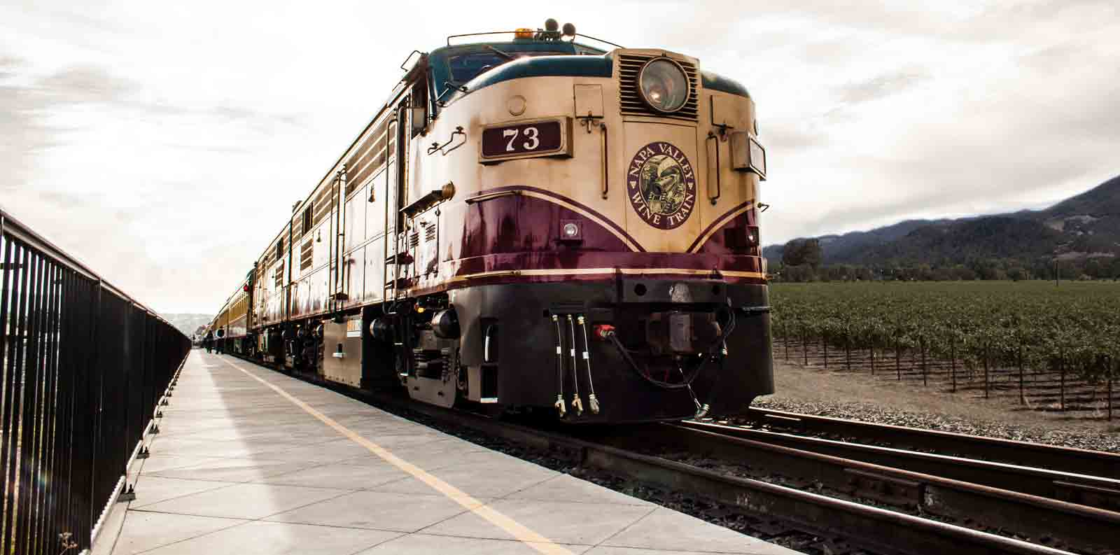 Napa Valley Wine Train Deals
