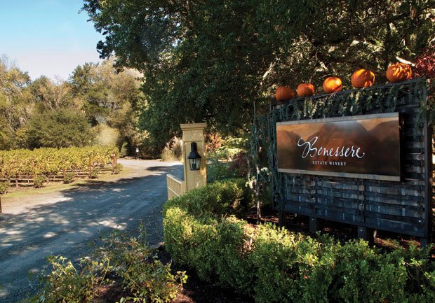 benessere food and wine pairing