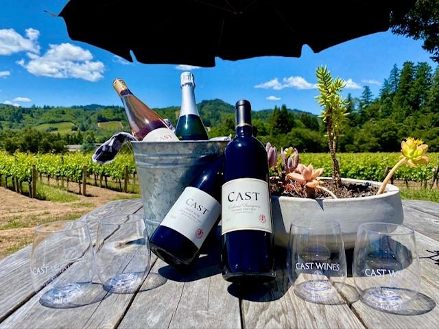 Cast Winery Wines