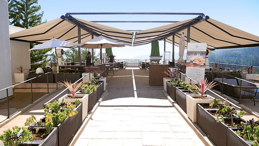 Sterling Outdoor Terrace