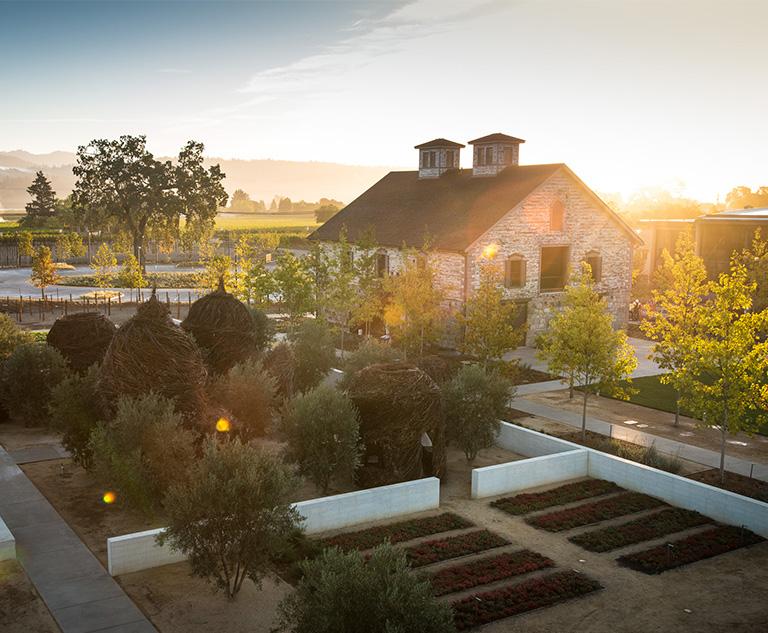 Hall Winery St. Helena