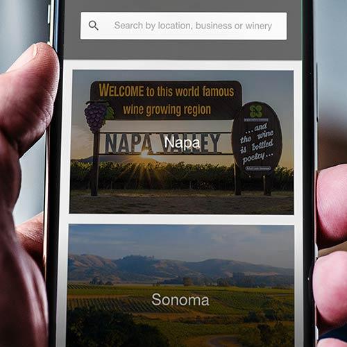 Priority Wine Pass Tasting App