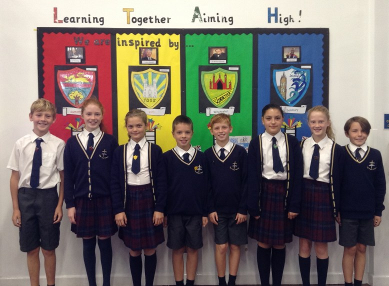 House captains 2018-19