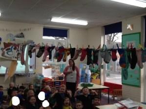 edited socks pic class