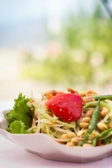 Thailanding On Alki - Som Tum Papaya Salad