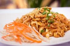 Thailanding On Alki - Chicken Phad Thai