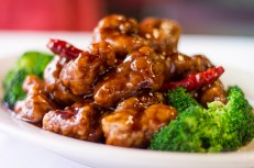 Yang's Noodle - General Tso's Chicken