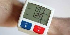 krvni pritisak povisen