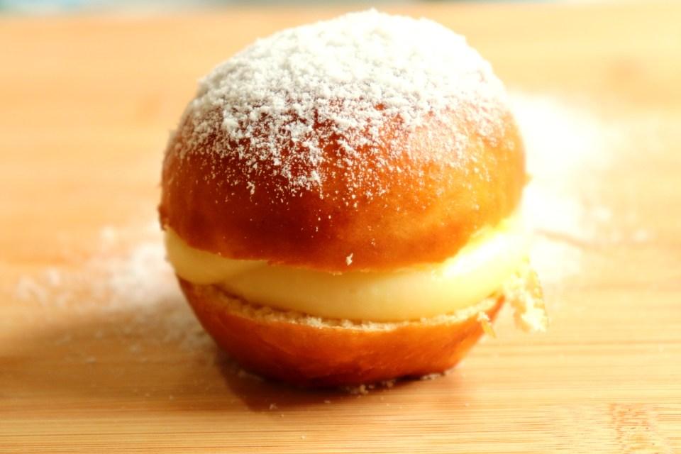 imagem de sonho de padaria frito