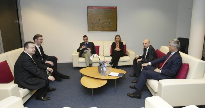 Mogherini dialogue