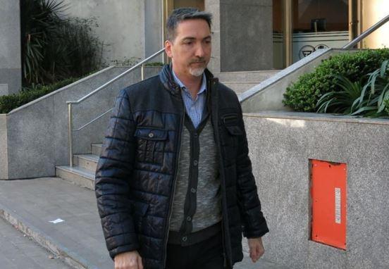 GUILLERMO BERRA, Auditor General de Asuntos Internos.