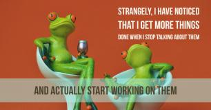 Prismalize Productivity Finish Work Talk