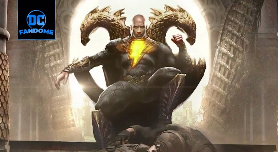 Black Adam- DC FanDome