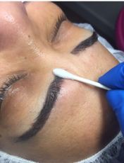 Fully Healed Microblade Eyebrows