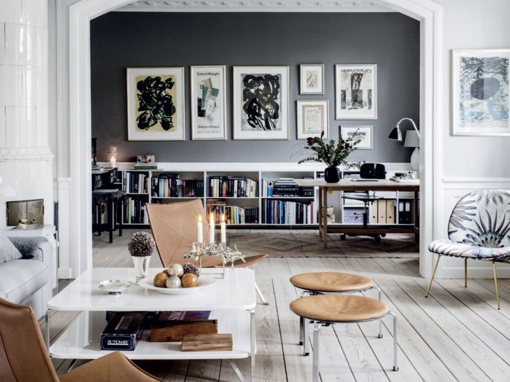 How To Create The Perfect Scandi Living Room With Art King Mcgaw