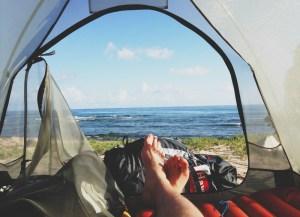 Camping Anti Stress