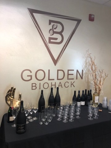 Golden Biohack Partner