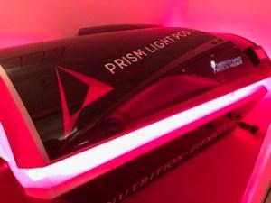 Lakewood Ranch Medical Massage Prism Light Pod