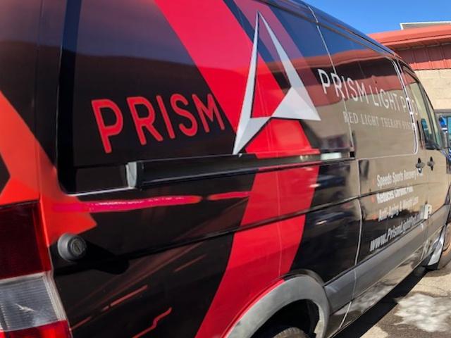 Prism Light Pod Van