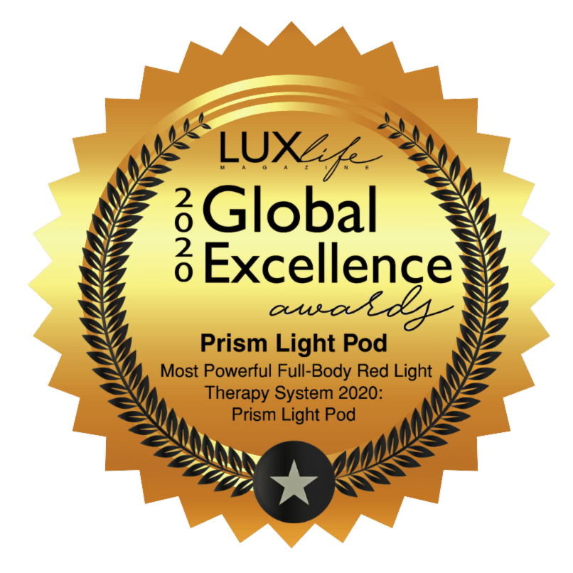 Global Excellence Award Seal.Gold