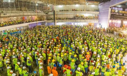 'Stand Down for Safety' puts construction falls in focus with events around country