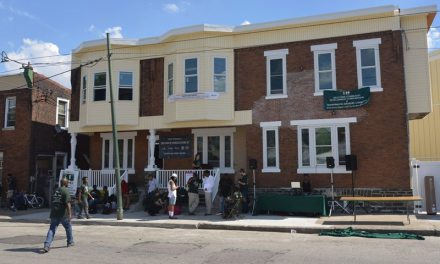 Saint-Gobain and YouthBuild Philadelphia complete LEED Platinum home renovations