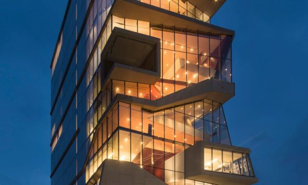 Connecting a Medical School to its Community: The Roy and Diana Vagelos Education Center at Columbia University
