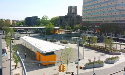 NYC DDC and CH2M receive 2016 CMAA Award for reconstruction of Fordham Plaza