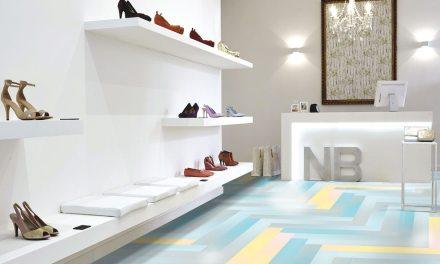 Tarkett brings art to flooring through collaboration with top designers