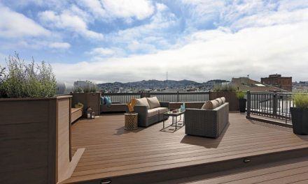 AZEK® Deck and Pavers transform condo rooftop