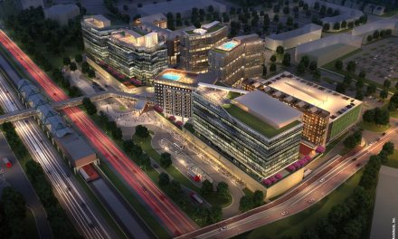 AECOM's Tishman Construction teams with TRINITY Group Construction for first phase of future 'smart city' in DC Metro Area