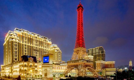The Parisian Macao targeting LEED silver certification