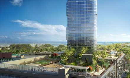 The Howard Hughes Corporation® completes topping out of Anaha®