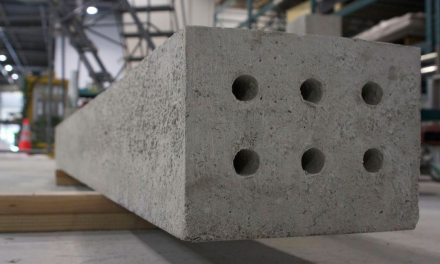 Three US Patents improve strength and sustainability of infrastructure materials with co₂-cured concrete