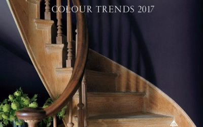 """Benjamin Moore reveals """"Shadow"""" as its Colour of the Year 2017"""