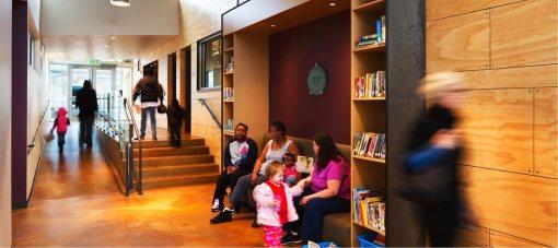 Bay Terrace Community + Education Center in Tacoma, WA