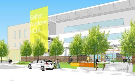 BNBuilders awarded $23.8 million UCLA Geffen Academy project