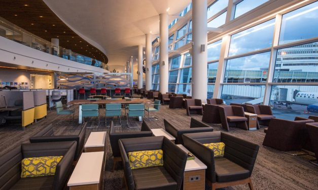 View announces dynamic glass installation at Delta Sky Club at Seattle-Tacoma International Airport