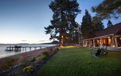 Sustainable private club restores historic Julia Morgan home on Lake Tahoe