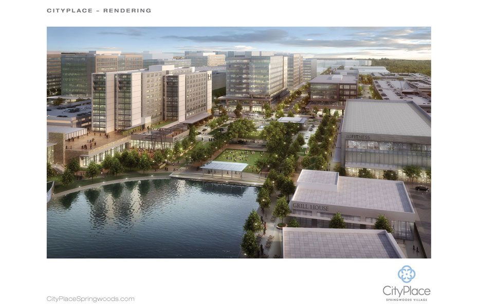 New office announced for Springwoods Village