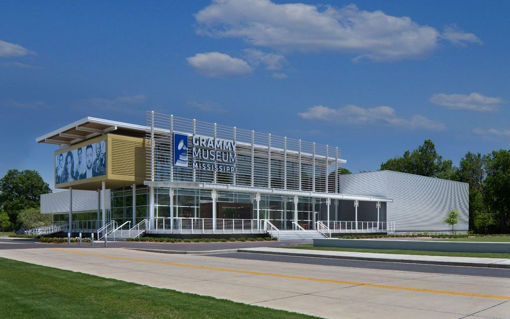 GRAMMY Museum® Mississippi features Tubelite curtainwall and entrances