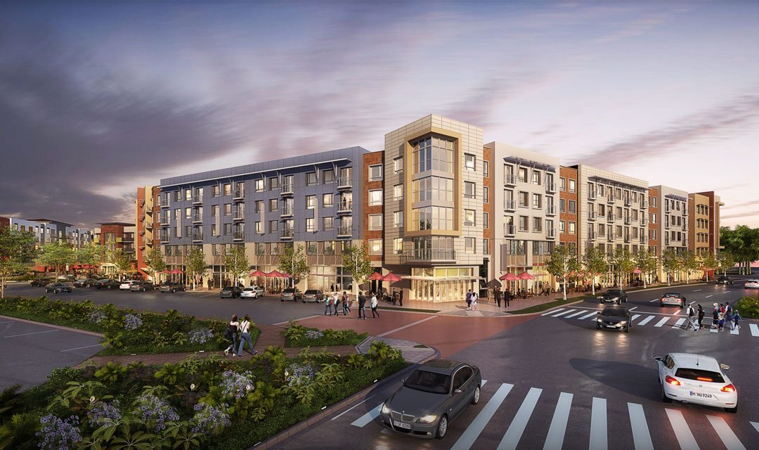 SVA Architects and El Monte Gateway Development Team Celebrate Groundbreaking of Mixed-Use Apartment Community
